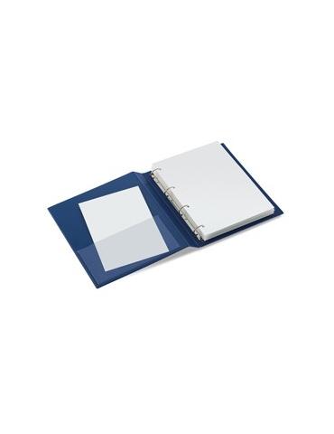 Raccoglitore SANREMO 2000 50 C 4D blu 22x30cm SEI ROTA