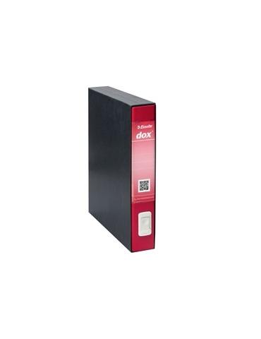 Registratore Dox 4 rosso dorso 5cm f.to commerciale Esselte