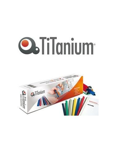 50 DORSI RILEGAFOGLI 8MM BLU TiTanium